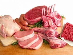 говядина свинина курятина