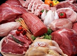 мясо разное